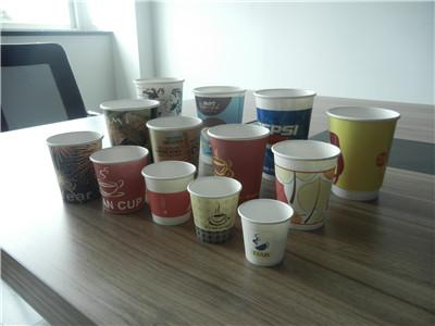 Disposable PE Coated Paper Cup Production Machine High Efficiency