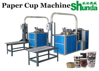 चीन Counting Table disposable cup making machine For Hot And Cold Drink Cup फैक्टरी